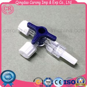 Medical Disposable Three Way Stopcock for Hospital Use pictures & photos
