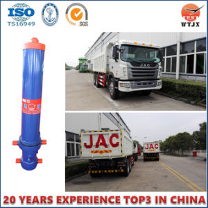 Front-End Hydraulic Cylinder for Dump Truck Cylinder From Wantong pictures & photos