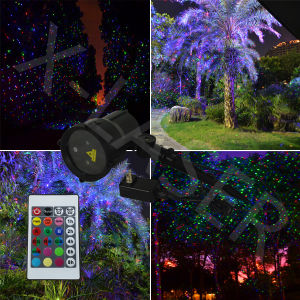 Outdoor Laser Spot Lights, Wedding Decoration Lights, Mini Laser Lights pictures & photos