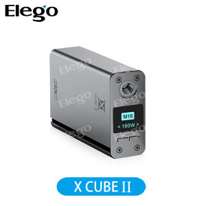 Smok Temp Control 160W Bluetooth Xcube 2 Box Mod E-Cigarette pictures & photos