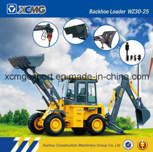 XCMG Official Wz30-25 0.95ton Backhoe Loader (More model for sales) pictures & photos