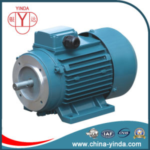 1.5HP Aluminum Frame Three Phase Induction Motor pictures & photos