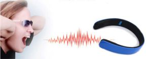 Bass Voice Reporting Hairpin Bluetooth 4.1 Headset Headphone Earphone pictures & photos