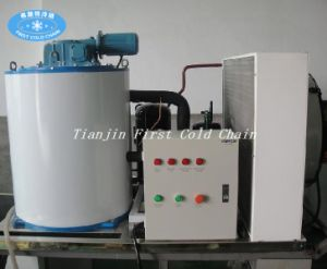 Factory Supply Air Cooled 1000kg/24h Flake Ice Machine pictures & photos