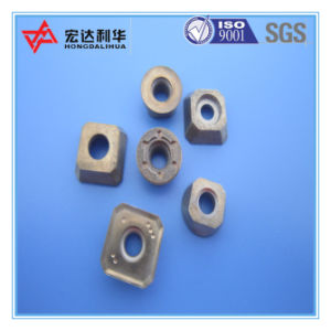 Cemented Carbide Turning Inserts for Steel Machining pictures & photos