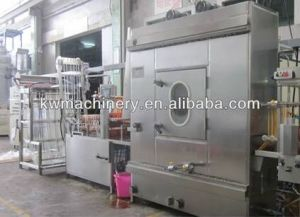 High Speed Nylon Elastic Tapes Continuous Dyeing&Finishing Machine with CE pictures & photos