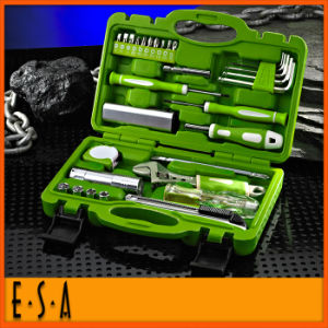 New Products 2015 Portable Emergency Tool Kit, Quality-Assured 31PCS Pack Car Emergency Tool Kit T03A115 pictures & photos