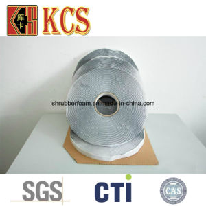 Waterproof Double Sided Black or Gray Butyl Tape pictures & photos