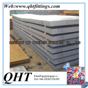 S235jr Hot Rolling Steel Plate for Fluid Pipe with High Quality pictures & photos