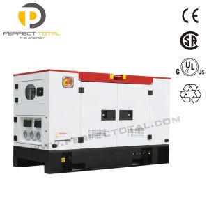 32kw Soundproof Silent Diesel Power Generator Sets with Isuzu Engine pictures & photos