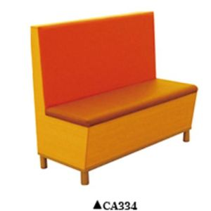 Hot Sale Dining Set with High Quality/Dinging Chair/Restaurant Sofa CA334 pictures & photos