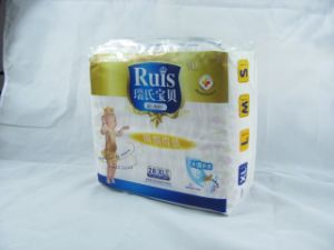 Radiation Protection Disposible Baby Diaper pictures & photos