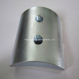 Custom Arc Segment NdFeB Neodymium Magnet of Competitive Price pictures & photos