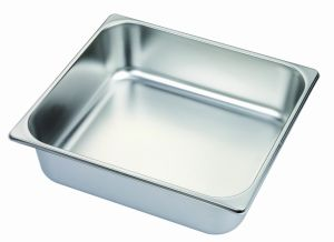 2/3 American and European Stainless Steel Gastronom Pans Gn Pans for Food Buffet Kitchen pictures & photos