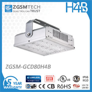80W High Efficiency Meanwell Driver Industrial Lightting High Bay Light pictures & photos