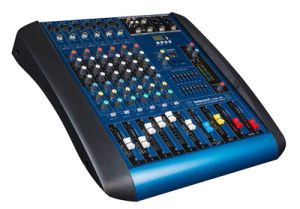 6 Mono Input Quality Professional Audio Mixing Console USB-6D pictures & photos