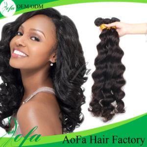 7A Brazilian Virgin Hair Body Wave 100% Human Hair Extension pictures & photos