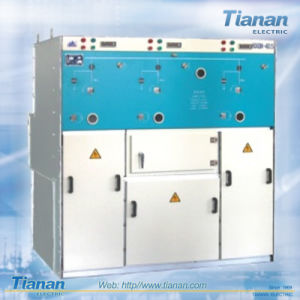 High Voltage 10~24kv Sf6 Gas Insulated Switchgear Rum Switchgear (GIS) pictures & photos