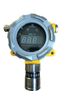 LED Display Fixed Co Gas Monitor Toxic Gases Analyzing pictures & photos