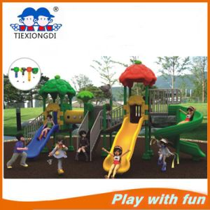 Wenzhou Manufacturer Children Equipment Outdoor Playground Equipment pictures & photos