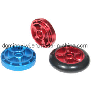 Aluminum Alloy Die Casting Automobile Parts (AL0108) with Heatd Sales and Colorful Surface Made in Guangdong