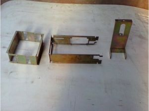 Steel Part/Sheet Metal Part/Aluminum Custom Part pictures & photos