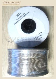 Label Rhinestone Cup Chain pictures & photos