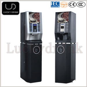 100e Fresh Coffee Bean Vending Machine for Office Use pictures & photos