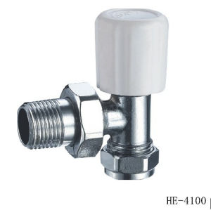 (HE4100--HE4102) Radiator Valve with Zinc, Aluminum or Plastic Handle for Water pictures & photos