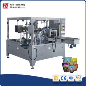 Stand up Pouch Packing Machine for Liquid or Paste Products pictures & photos