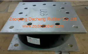 Bridge High Damping Rubber Bearing to Malaysia From China Factory pictures & photos