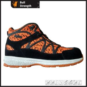 New Flyknit Safety Shoe Series with EVA/Rubber Outsole (SN5416) pictures & photos