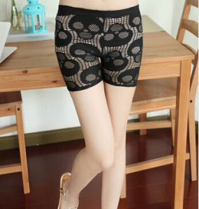 Fashion Women Safety Short Tights Pants with Hools (SR8230) pictures & photos