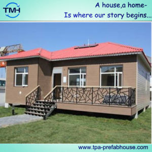Pre Fabricated House with Elevation in Jungle Area pictures & photos