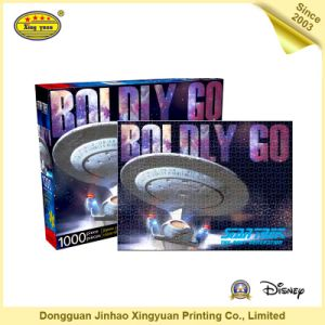 Popular-Sale Star Trek Children Jigsaw Puzzle Card Game (JHXY-JP0013)
