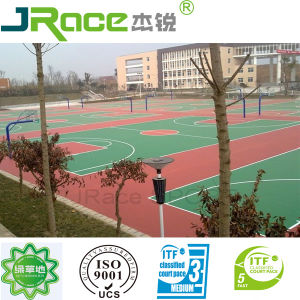 Colorful  Multisport Use Competitive Price Basketball Court pictures & photos