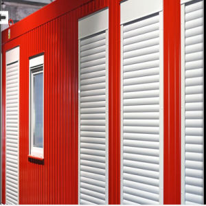 Top Quality Manual Pull up Rolling Shutter pictures & photos
