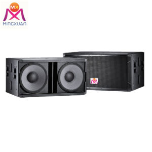 """High Quality Dual 18"""" Stx828s Outdoor PRO Auido Loudspeaker pictures & photos"""
