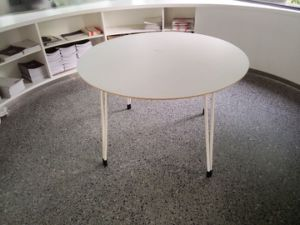 Hot Sale Event Round Dining Table pictures & photos