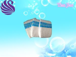 Professional Disposabled Sleepy Baby Diaper, Baby Diaper in Bale pictures & photos