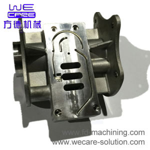Sand Casting Ductile Iron for Wheel Loader