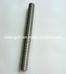 Trapezoidal Stainless Steel Thread Lead Screw for Machinery Tr20X4 pictures & photos