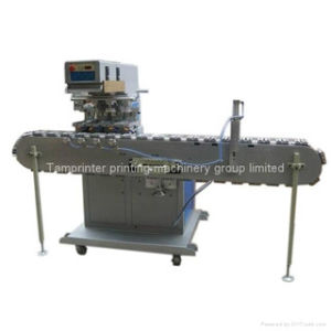Four Color Tanks Pad Printing Machine (TM-T4-MT) pictures & photos