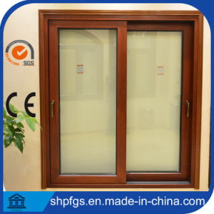 170 Series High Class Aluminum Clading and Wood Lift & Sliding Door for European Design