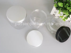 Cosmetic Cream Packaging Container with Aluminum Cap (PPC-PPJ-39) pictures & photos