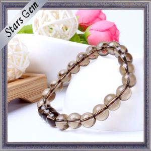Various Sizes Clear Transparent Smoky Crystal Bracelet pictures & photos