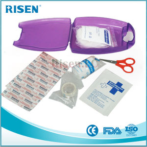 Medical Car Travel Outdoor Emergency First Aid Box pictures & photos