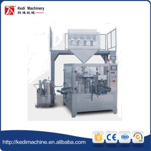 Automatic Packaging Machine with Premade Pouch for Rice Granular Products pictures & photos