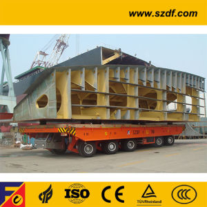 Dcy270 Self-Propelled Heavy Duty Hydraulic Platform Shipyard Transporter pictures & photos