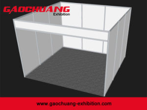 3X3 Modular Octanorm Exhibition Display Booth Stand (GC-3X3) pictures & photos